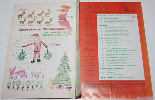 Jack & jill december magazine1964 1