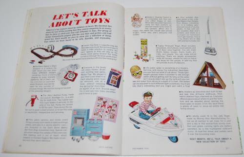 Jack & jill december magazine1966 9