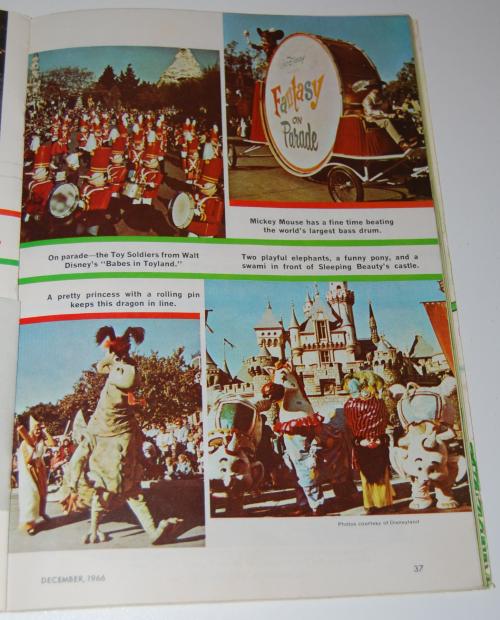 Jack & jill december magazine1966 12