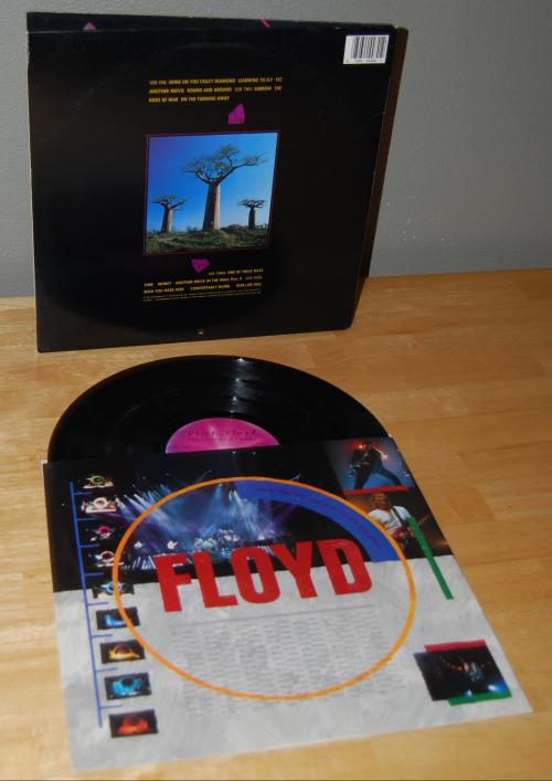 Pink floyd vinyl 4