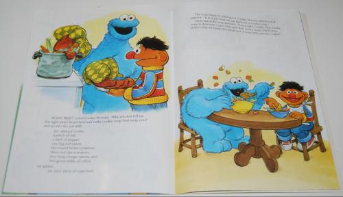 Sesame strret golden goodnight storybooks 10