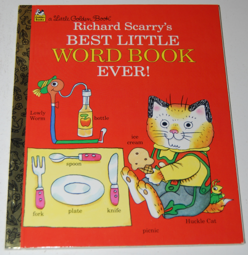 Little golden books richard scarry 4
