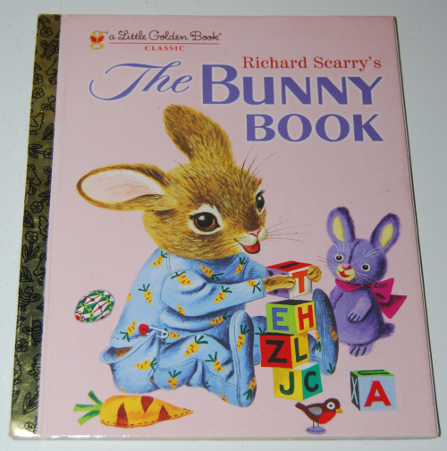 Little golden books richard scarry