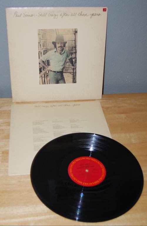 Simon & garfunkle vinyl 3