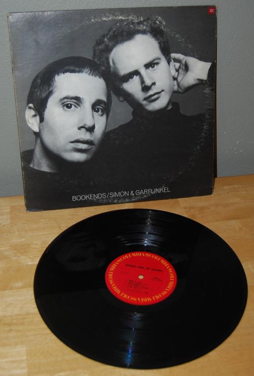 Simon & garfunkle vinyl 5