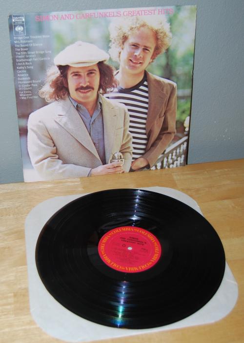 Simon & garfunkle vinyl