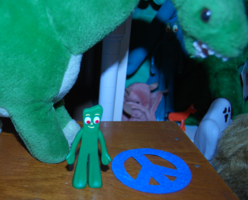 Mystery gumby 2