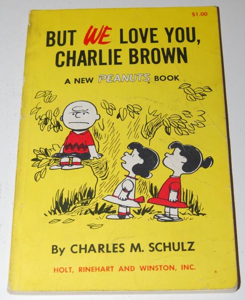 Vintage peanuts books 2