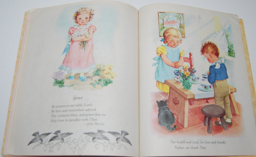 Little golden book prayers for children 1942 7