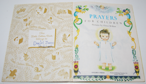 Little golden books sunday school 1