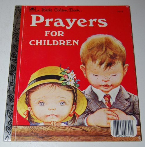 Little golden books sunday school