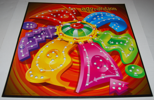 Aggravation marble game 2