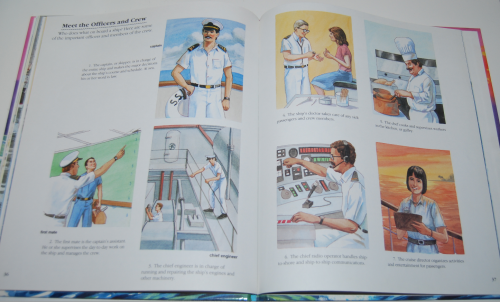 Big golden book of boats & ships 7