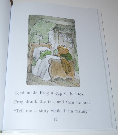 Frog & toad are friends book 4