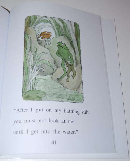 Frog & toad are friends book 6