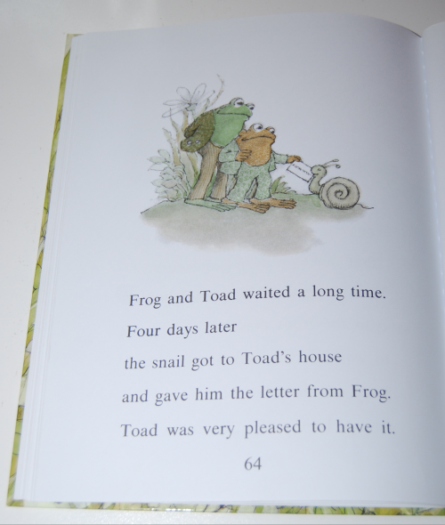Frog & toad are friends book 10