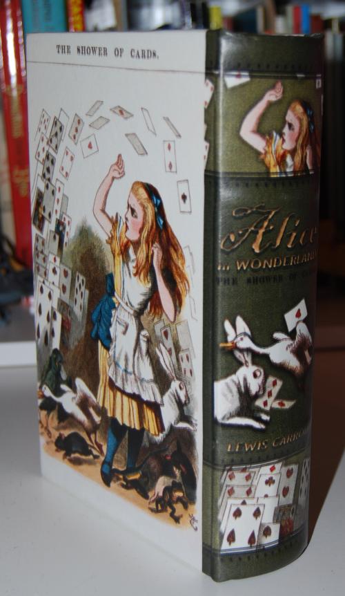 Alice treasure book box x