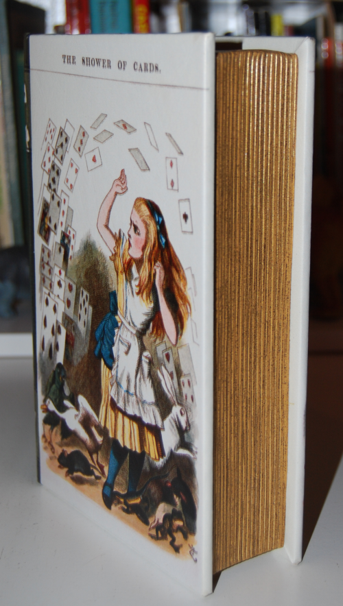 Alice treasure book box 3