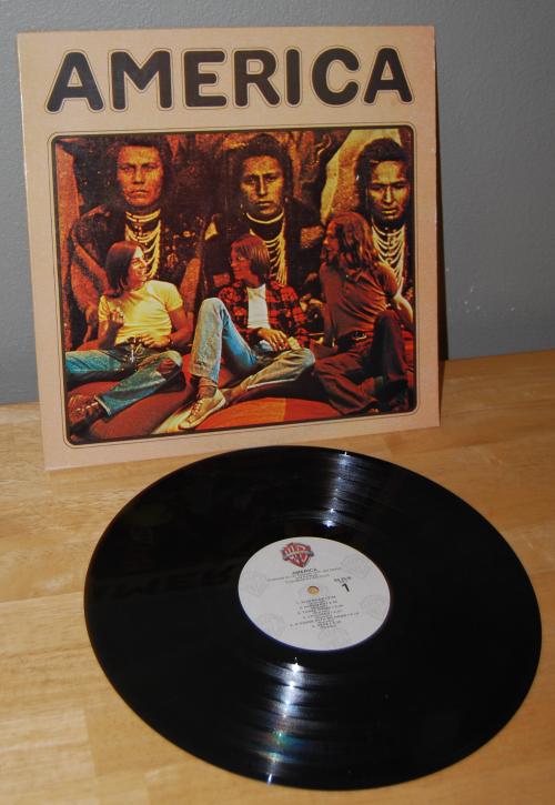 America vinyl