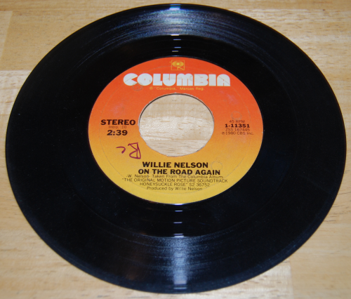 Country music 45s 6