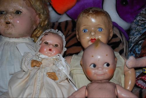 Vintage kewpie doll 7