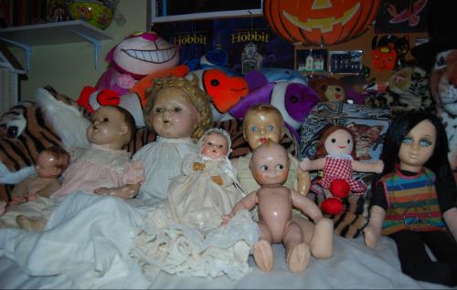 Vintage kewpie doll 6