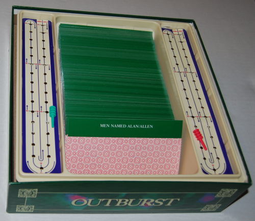 Outburst board game 5