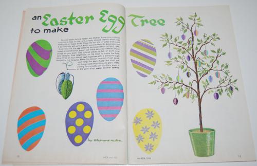 Jack & jill magazine march 1964 5