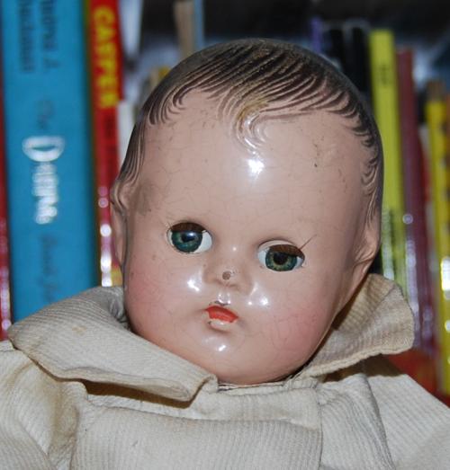 Vintage mme alexander doll x