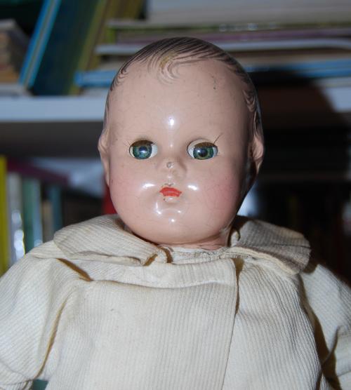 Vintage mme alexander doll 4