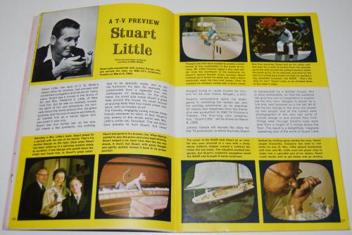 Jack & jill magazine march 1966 5