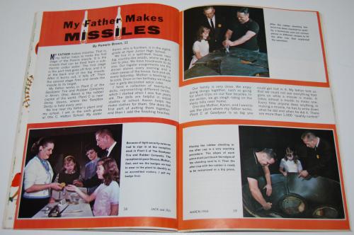 Jack & jill magazine march 1966 10