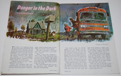 Jack & jill magazine march 1965 2