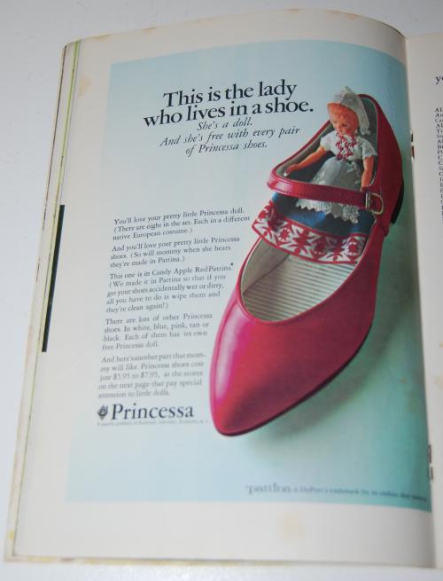 Jack & jill magazine march 1965 12