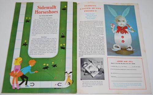 Jack & jill magazine march 1965 19