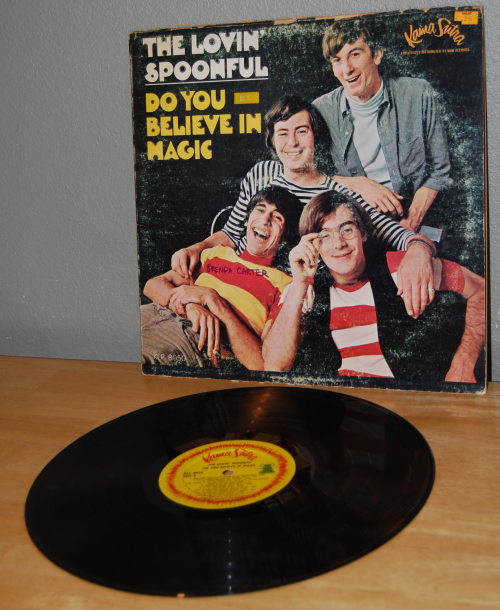 The lovin spoonful vinyl