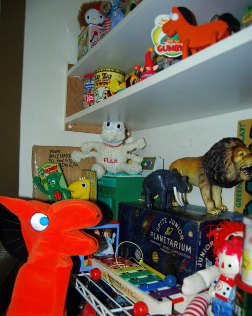 Pokey puppet gumbyland toyroom