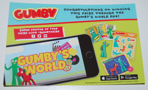 Gumby's world app
