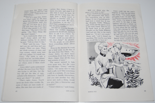 Jack & jill magazine march 1953 6