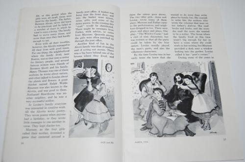 Jack & jill magazine march 1954 5