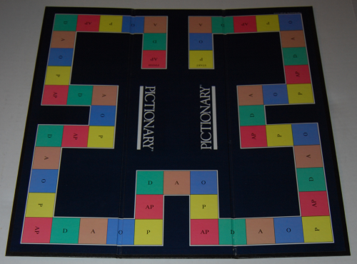 Pictionary board game 1