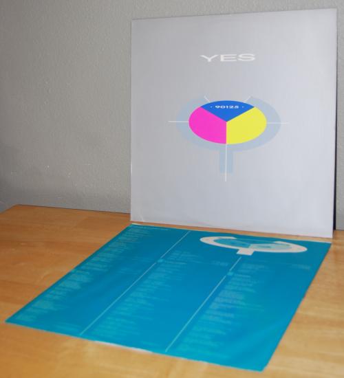 Yes vinyl