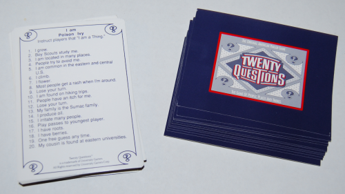 Travel 20 questions card game 1