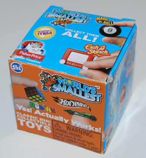 Si world's smallest toys 11