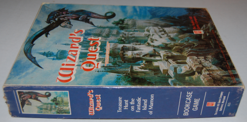 Wizard's quest avalon hill game 1