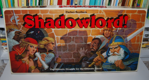 Shadowlord board game
