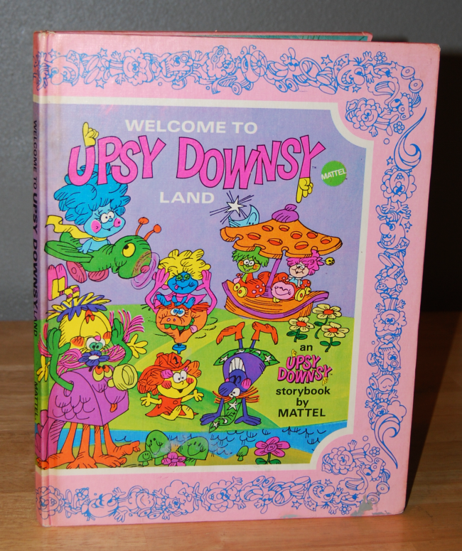 flashback friday favorite ~ upsy downsy land