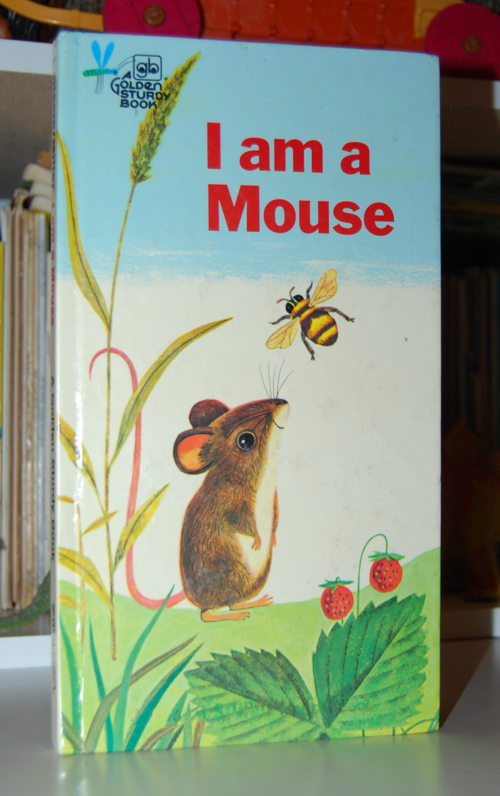 I am a mouse book