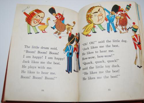Fun in story vintage reader 8