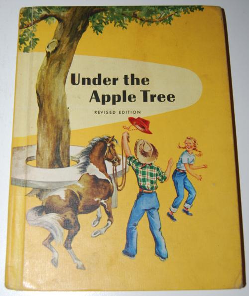Ginn under the apple tree vintage reader